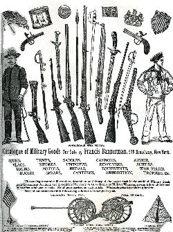 Bannerman's 1904 Army Navy Surplus Catalog