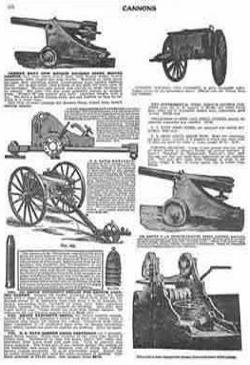 Bannerman's 1927 Army Navy Surplus Catalog