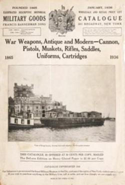 Bannerman's 1936 Army Navy Surplus Catalog