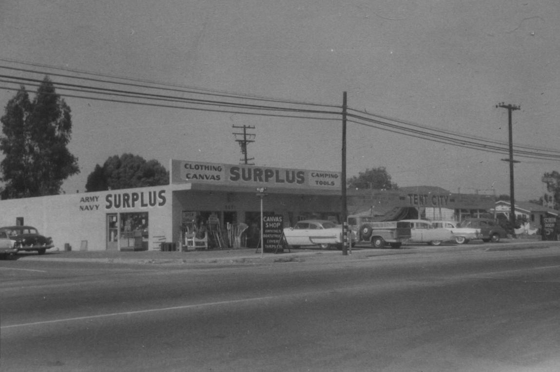 Army navy surplus stores