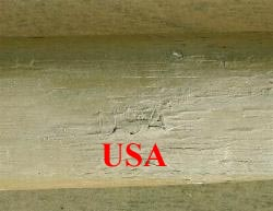 USA Marked Ax Handle ~ WW2 MB GPW Jeep