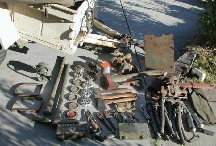 Military Jeep Parts >> Remembering Army Surplus Stores And Military Surplus Yards Of The