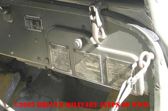 Archive Willys Overland And Ford Jeep Serial Number Pagerhwwiijeepparts: 1944 Willys Jeep Vin Number Location At Gmaili.net