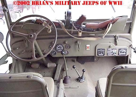 WWII MB/GPW Jeep Tools, Spare Parts and Accessories Page - Brian's
