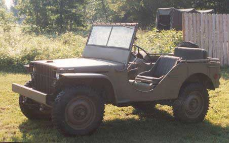 ww2 jeep for sale world war 2 jeeps surplus and ex army autos weblog. Black Bedroom Furniture Sets. Home Design Ideas