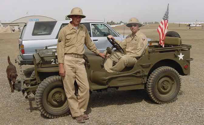 Bob Bowen Ford >> Customers Jeeps Page - Restored and Projects - Brian's Military Jeeps of WW2