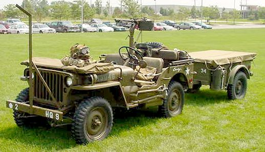 History Of The Jeep Both The Word And The Vehicle How