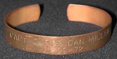 This is the 1st original issue POW bracelet I owned. I have had it for almost 2 decades.