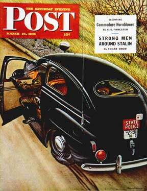 Saturday Evening Post, March 24, 1945