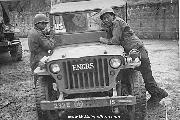 442nd Regimental Combat Team 232nd Combat Engineer Company Jeep