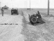 Very Early Jeep Wreck