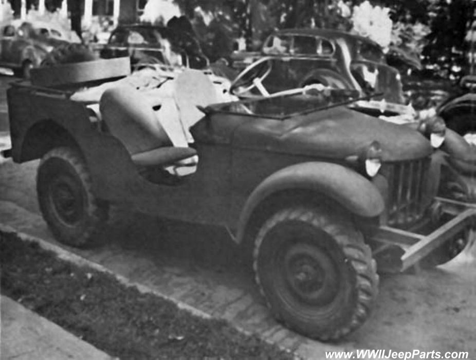 History of the Jeep, both the word and the vehicle - How it