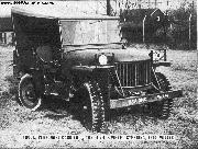 Willys Quad Prototype Jeep with 4 Wheel Steering, Dec. 1940