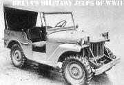 Willys Quad Prototype Jeep