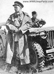 The Russians received an unknown number of the Bantam BRC prototypes as part of the war material shipments sent from the USA to the USSR under the Lend-Lease program. Some of the Russians who were lucky enough to have a jeep for transportation referred to the Bantams as Bantiks. A source reports that during the war the 'Bantiks' were favored by the Russians over the Ford GP's and Willys MA's.