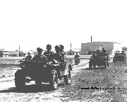 1941 Ford GP prototype 1/4 ton 4X4 Light Reconnaissance Jeeps at Ft. Riley, KS